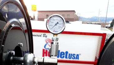 Quick Jetter Tips: Dealing with Low Pressure with a Warthog Nozzle