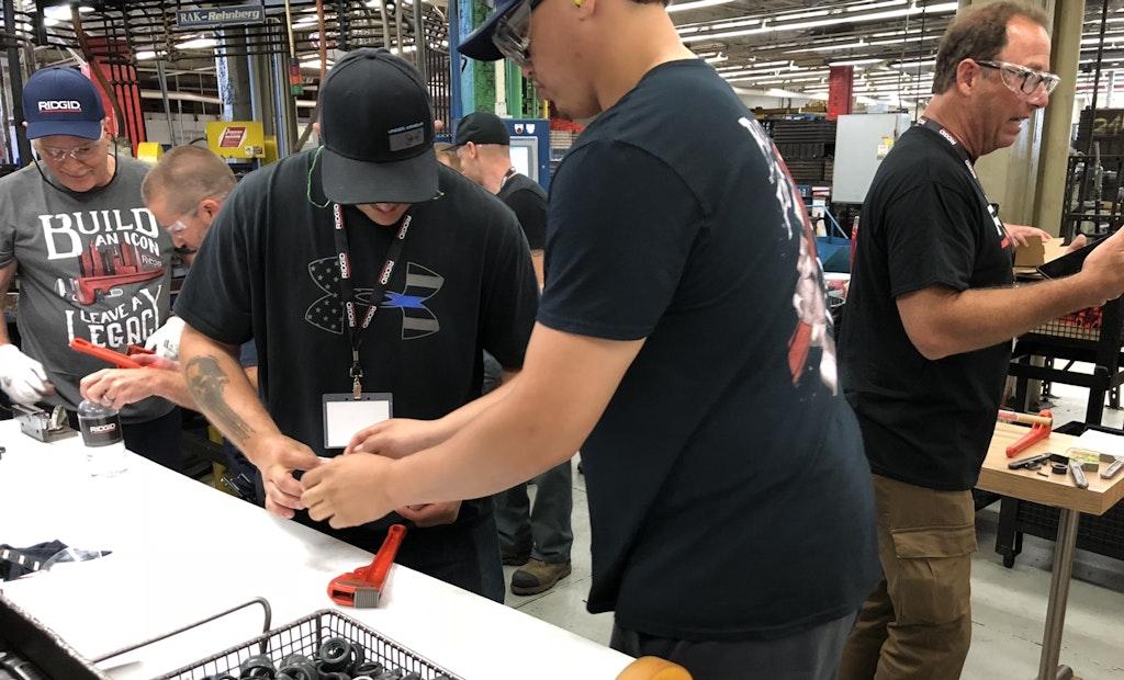 RIDGID Announces 4th Annual Customer Contest