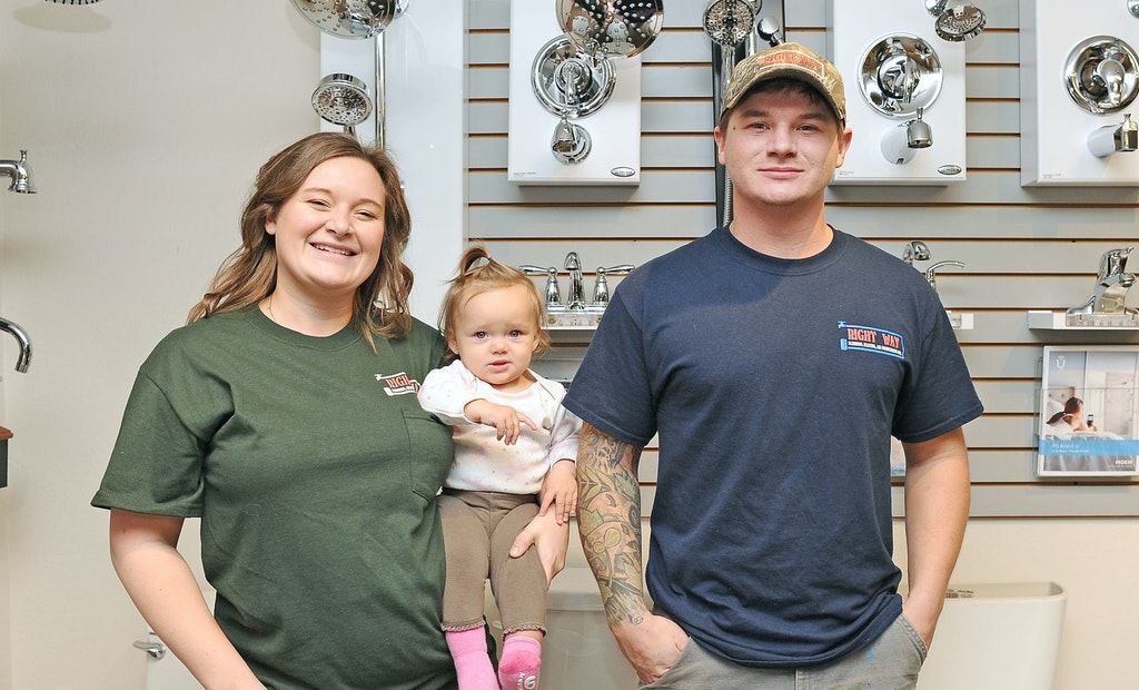 Plumbing Firm's Willingness to Grant Second Chances Produces Loyal Workers