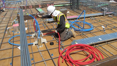 Pre-sleeved PEX maximizes plumbing system hygiene and installation efficiencies