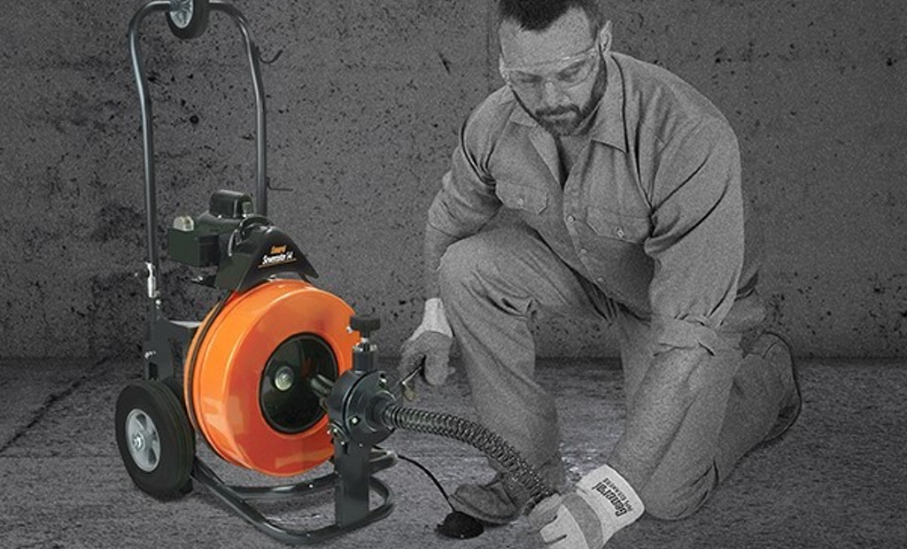 New Mid-Size Drain Cleaner Brings Performance and Portability