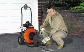 New Compact, Powerful Sewerooter T-4 Provides More Cleaning Power