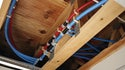 Utilizing PEX Pipe From Street to Fixture