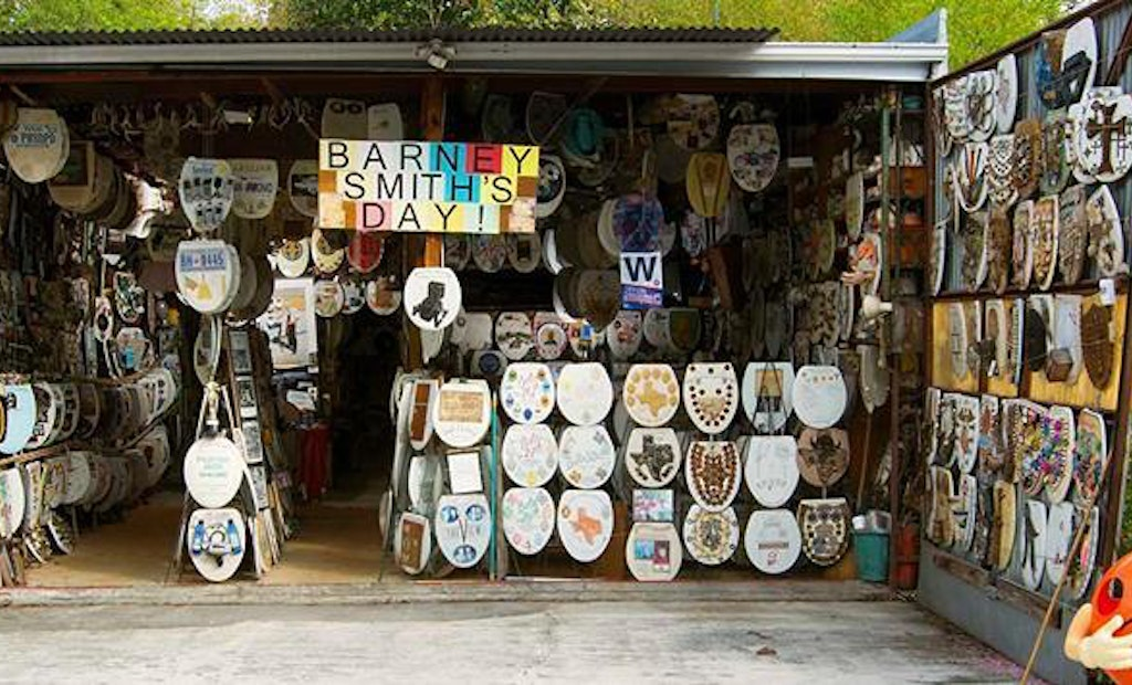New Buyers Come Forward for Retired Plumber's Unique Toilet Seat Art Collection