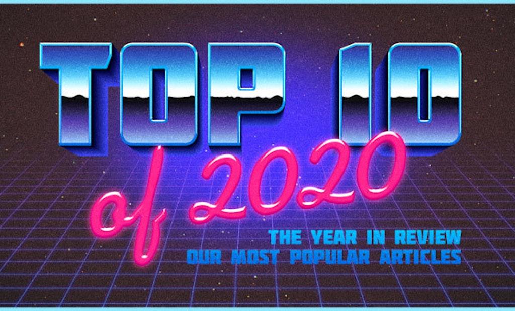 Plumber's Top 10 Articles of 2020