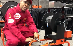 Compact, Portable Electric Jetter Gets the Job Done