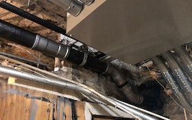 Contractor Finds Fast, Efficient Way to Tackle Repipe of Aging Apartment Complex