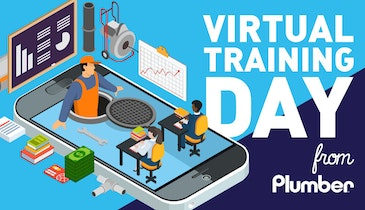 Share Your Industry Knowledge Via Plumber's Virtual Training Day
