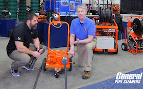 Rodrunner Brings Flexibility to Drain Cleaning