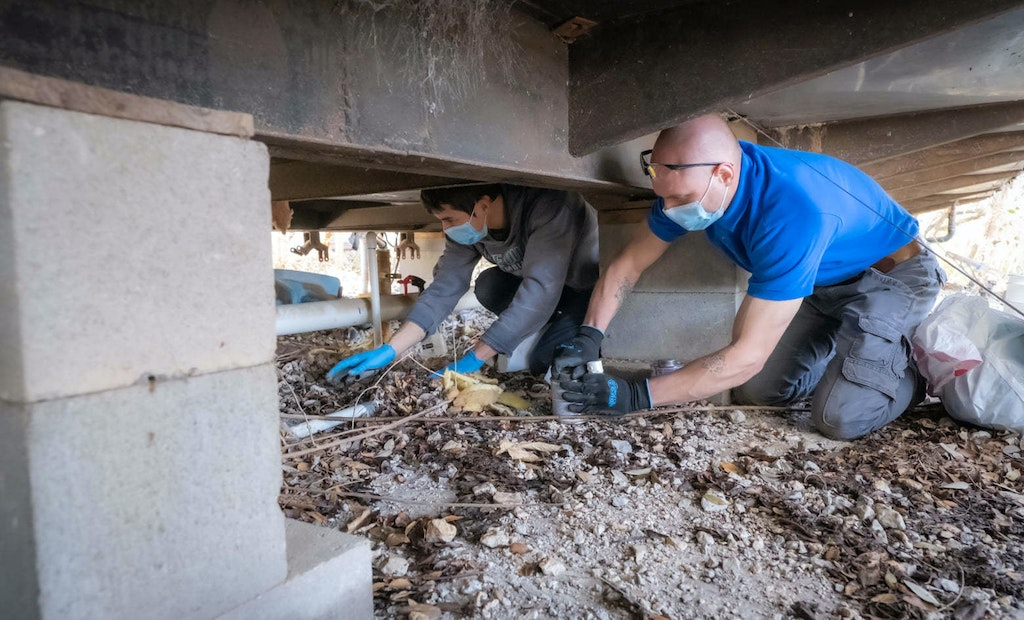 Texas Works to Recover From Plumbing Crisis