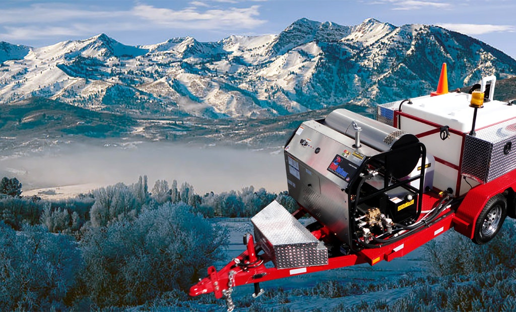 Winterizing Your Jetter Equipment