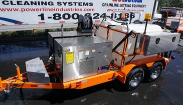 HotJet USA's Lineup of Cold-Water Trailer Jetters Flush Out the Imitators