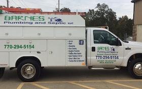 Cool Plumber Trucks: Adam Barnes