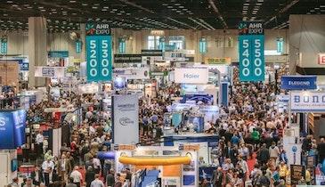 AHR Expo Opens in Las Vegas