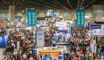 AHR Expo to Host its Largest Education Program