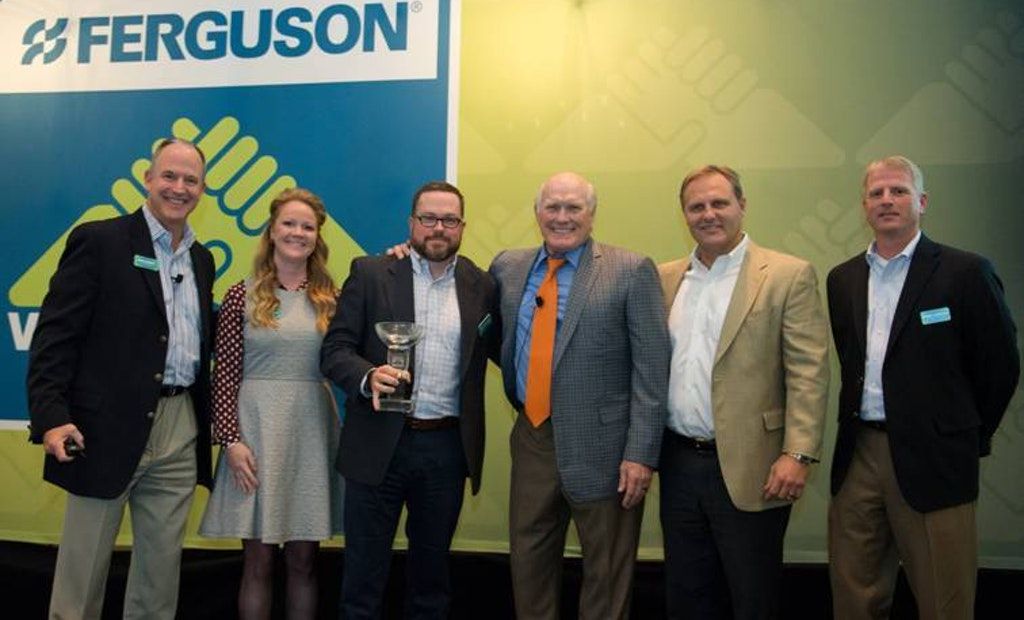 Plumber Industry News: American Standard Named Vendor of the Year