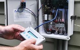 Controls/Control Panels - Aquaworx by Infiltrator Intelligent Pump Control Panel
