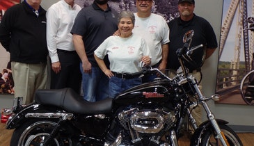 Plumber Industry News: Armstrong Announces Winners of Harley-Davidson Motorcycle Promotion
