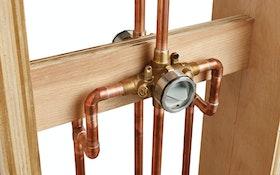 American Standard Flash pressure balance valve