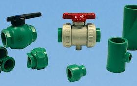 Pipe (PVC, Copper, Polyethylene, PEX) - Asahi/America Asahitec Climatec PP-RCT
