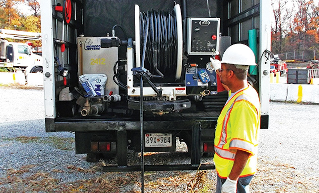 Money Machines: 14-Foot Jetter Rig Racks Up Productivity