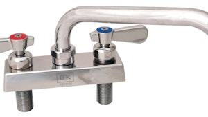 Fixtures - BK Resources Evolution Series faucets