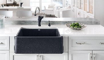 Plumber Product News: BLANCO apron-front, single-bowl sink