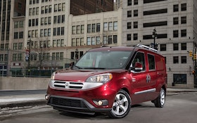 Tried-and-True Service Van Gets a Sleek Facelift