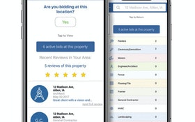 Blue Collar Lists mobile app