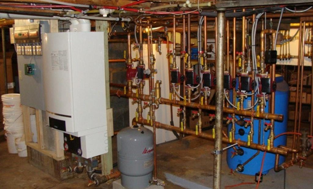 Case Study: Boiler Serves Up Savings At Maine Diner