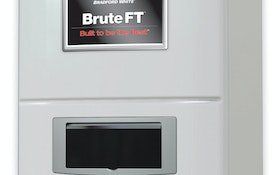 Boilers - Bradford White Water Heaters Brute FT Wall Hung