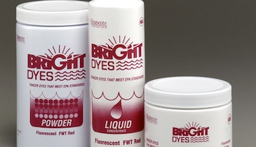 Focus: Dyes, Tracers and Leak Detection Equipment