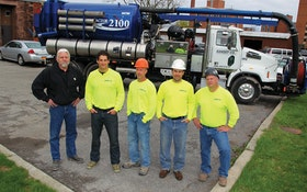 Fetching Future: Commercial Plumber Beefs Up $50 Million Fleet