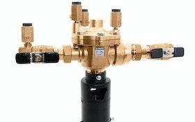 Caleffi North America 574 Series backflow preventer