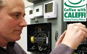 Coffee with Caleffi: Zone Relay Controls for Hydronic Heating