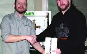 Caleffi selects Excellence winner