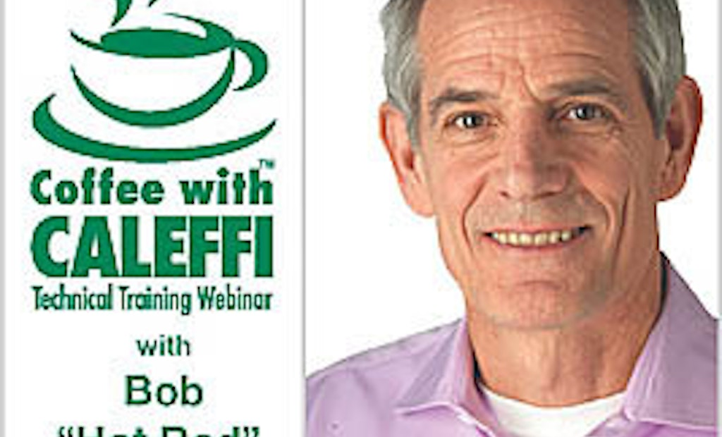 Coffee with Caleffi: Piping Connection Options in Hydronic Systems