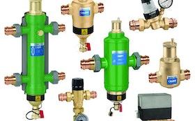 Caleffi leak detection press fittings