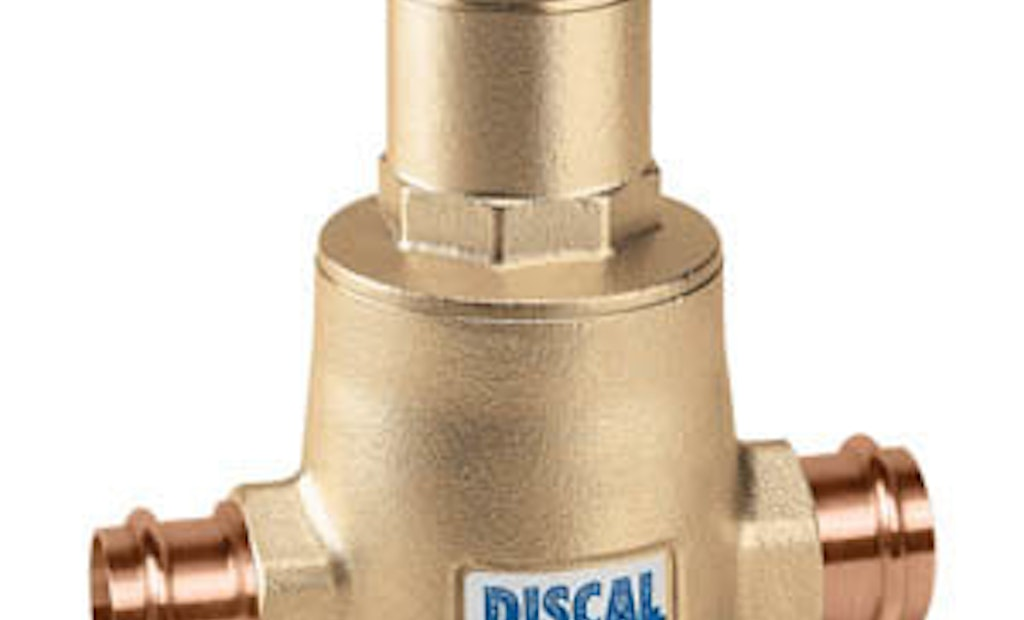 Plumber Product News: Caleffi Hydronic Systems Air Separators