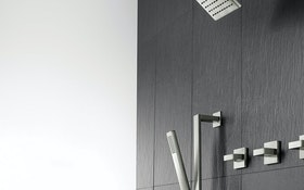 Faucets - California Faucets Ultra-Thin Showerheads