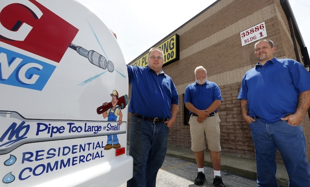 Plumbers Make Time for Business and Family