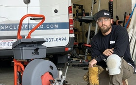 Drum Machine Brings Growth to Plumbing Company