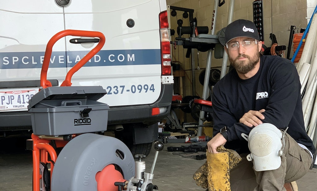 Drum Machine Brings Growth to Plumbing Company