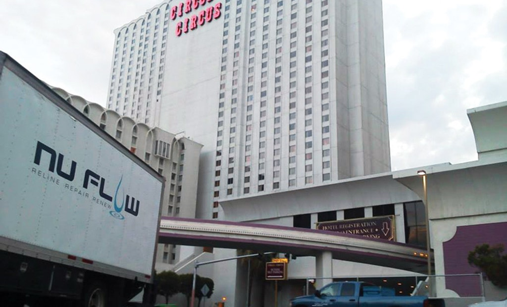 Luck of the Draw: 8-Day Casino Lining Job Resurrects a Relic