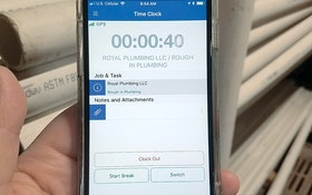 Cellphone App Makes Tracking of Hours and Jobs Easier