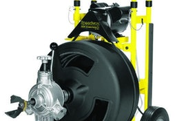 Cable Machines - Cobra Products ST-650 Drain Cleaning Power Machine