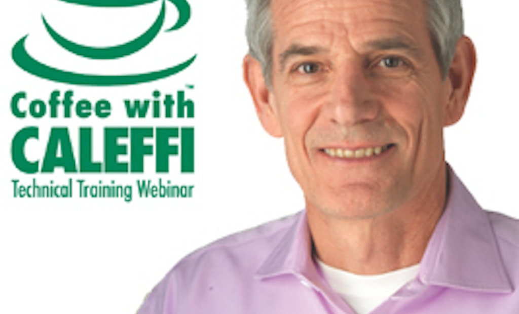 Coffee with Caleffi: Proper Component Selection for Boilers and Application Fundamentals