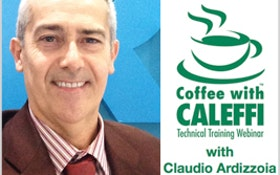Coffee with Caleffi: Temperature Regulation for Hydronic and DHW Systems