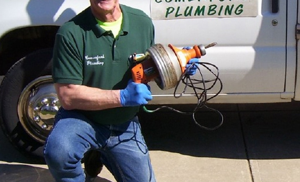 Four Generations of Plumbers Count on Reliable Power Drain Cleaners