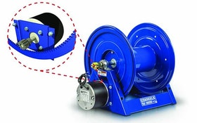 COXREELS motorized hose reels